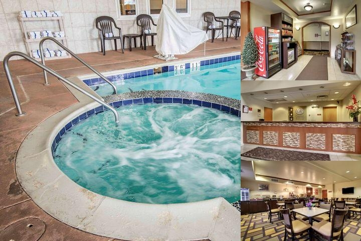Comfort Suites Castle Rock photo collage