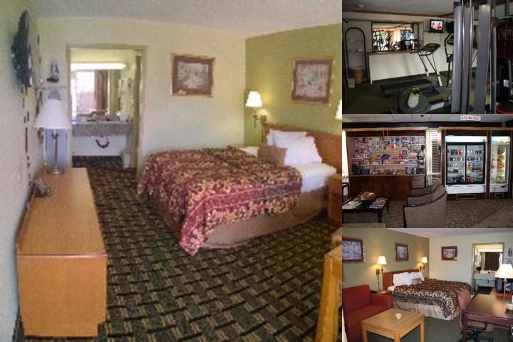 Discovery Inn Lafayette photo collage