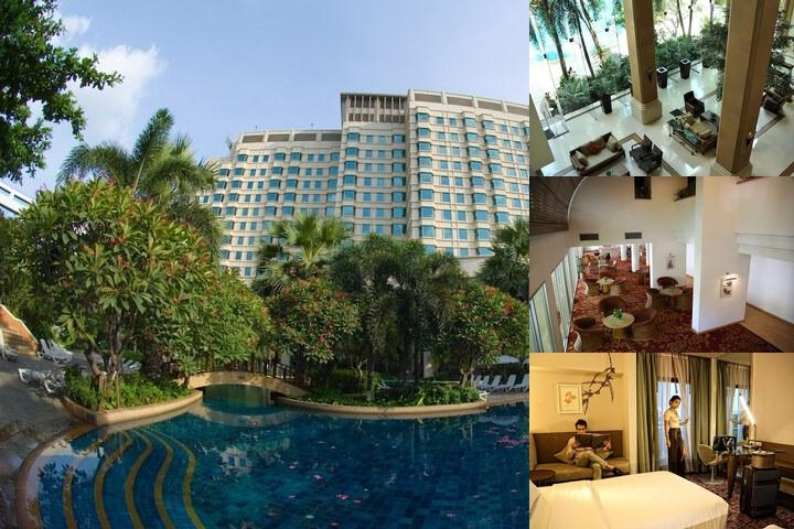 Rama Gardens Hotel Bangkok photo collage