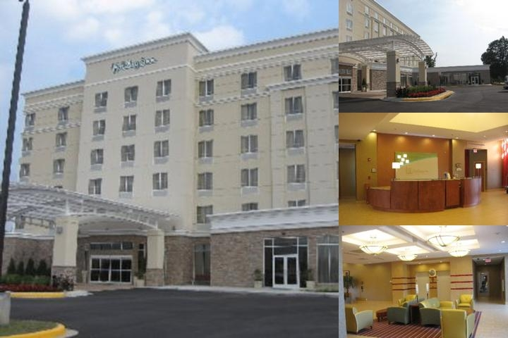 Holiday Inn Richmond Airport / Downtown photo collage