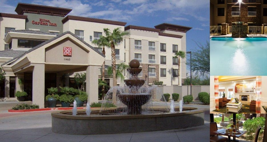 Hilton Garden Inn Phoenix Avondale Photo Collage