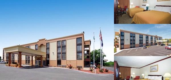 Quality Inn Shreveport photo collage