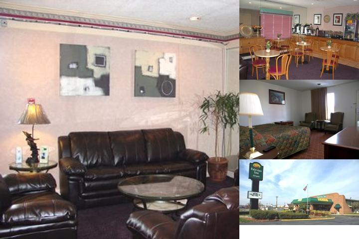 Fairview Inn Airport photo collage