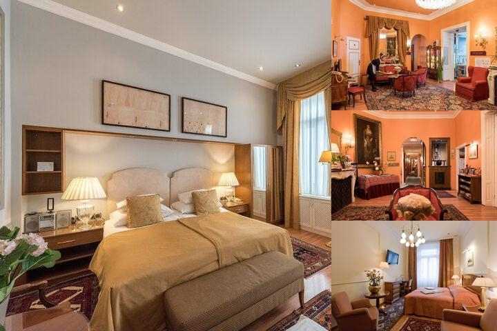 Arenberg Boutique Hotel photo collage