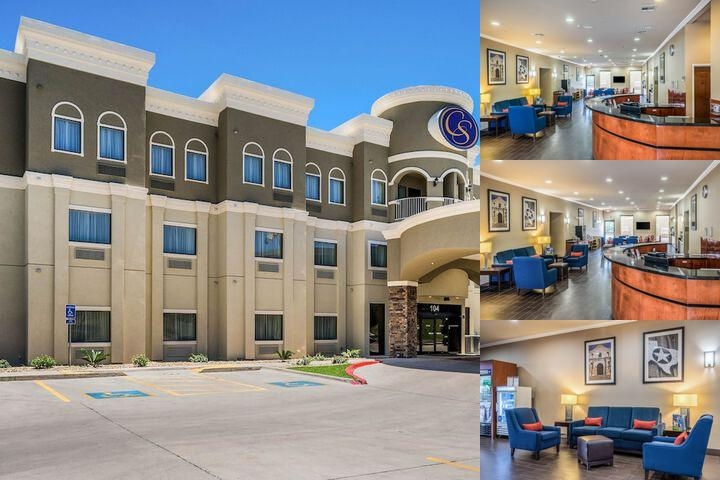 Comfort Suites Near Texas State University photo collage