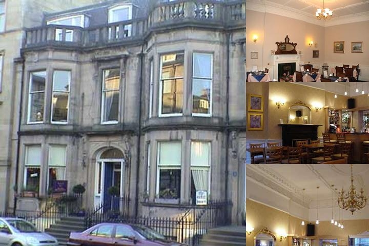 Haymarket Hotel photo collage