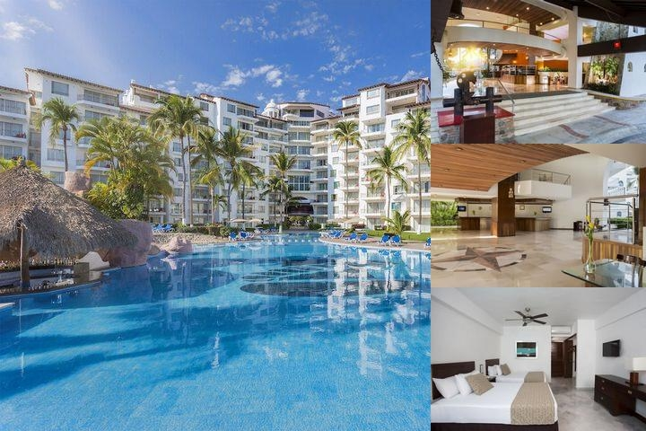 Vamar Vallarta Marina & Beach Resort photo collage
