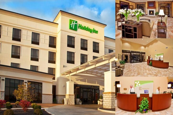 Holiday Inn Quincy East photo collage