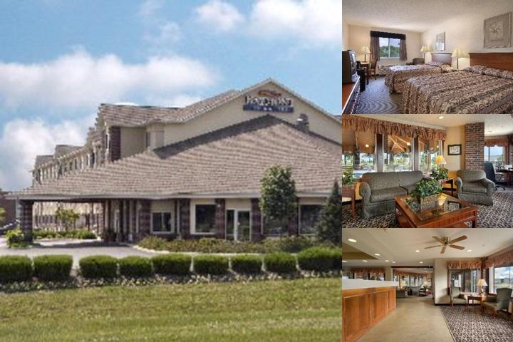 Baymont Inn & Suites Columbus / Rickenbacker photo collage