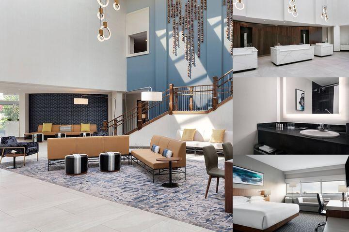 Renaissance Woodbridge Hotel Photo Collage