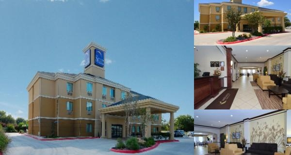 Sleep Inn & Suites New Braunfels photo collage