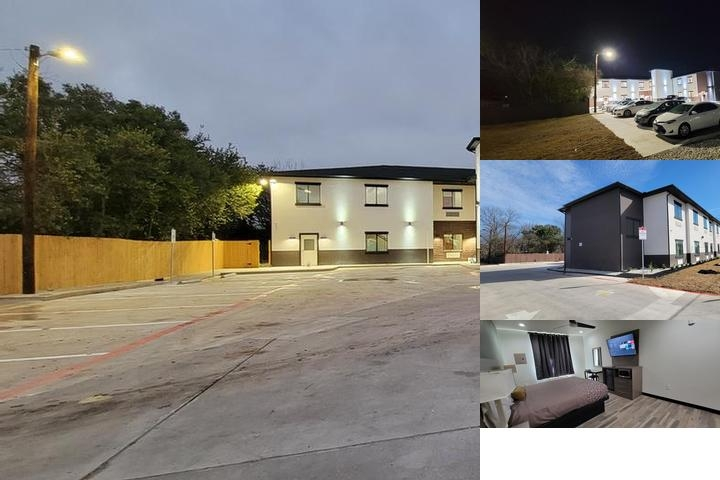 Alamo Inn Motel photo collage