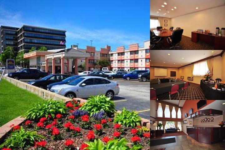 Best Western at O'hare photo collage