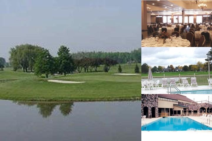 Bay Valley Hotel & Resort photo collage