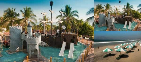 Vista Playa De Oro Manzanillo All Inclusive photo collage