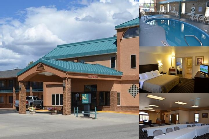 Quality Inn Gunnison / Crested Butte Area photo collage