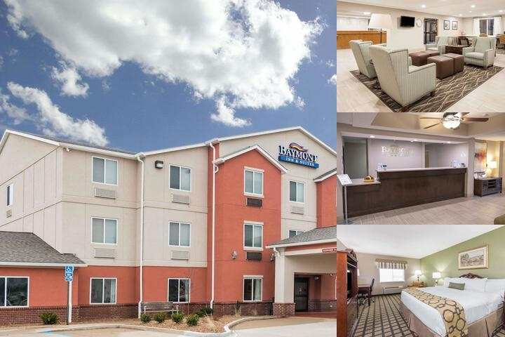 Holiday Inn Express Fulton photo collage