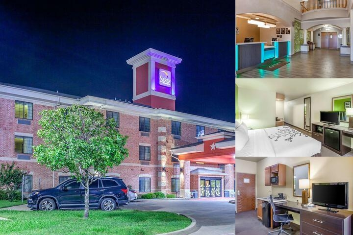 Sleep Inn & Suites Hewitt South Waco photo collage