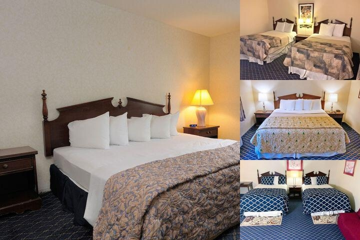 Regency Inn & Suites West Springfield photo collage