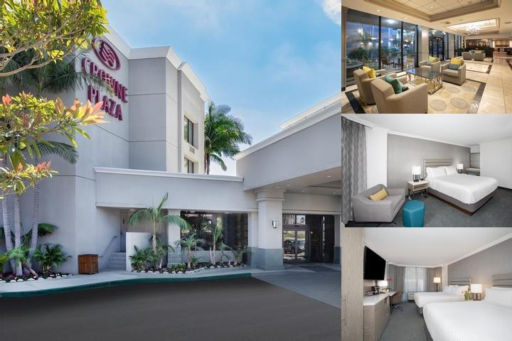 Crowne Plaza Costa Mesa Orange County photo collage