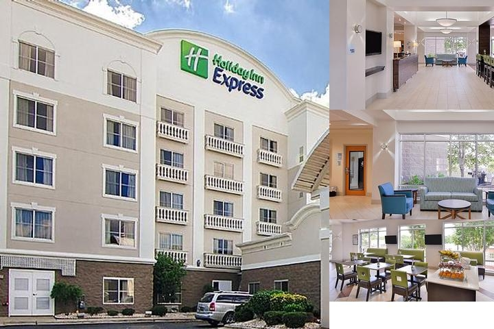 Holiday Inn Express & Suites Mooresville photo collage