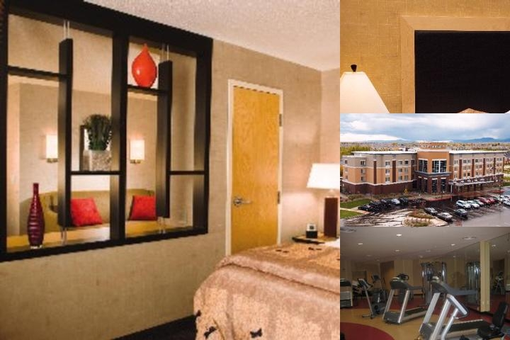 Cambria Suites photo collage