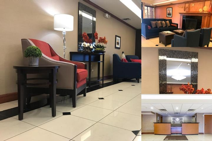 Comfort Inn & Suites Norman photo collage
