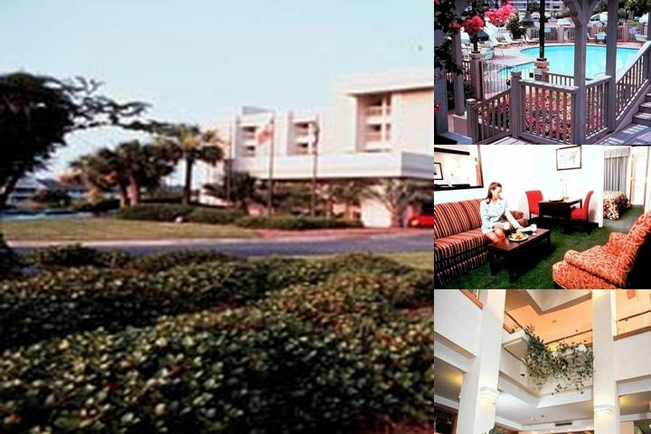 Quality Suites Convention Center photo collage
