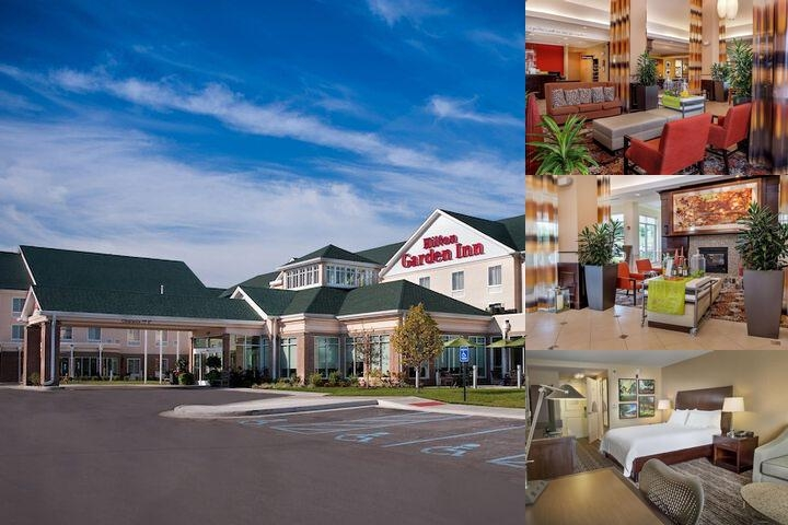 Hilton Garden Inn St. Louis Airport photo collage