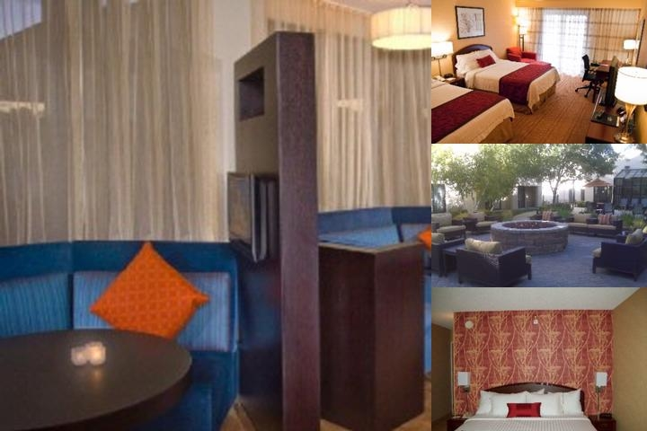 Courtyard by Marriott Downtown Boise photo collage