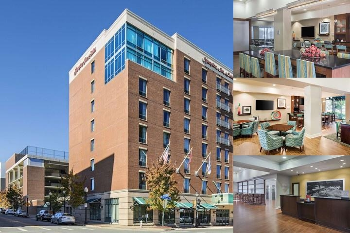 Hampton Inn & Suites Little Rock Downtown photo collage
