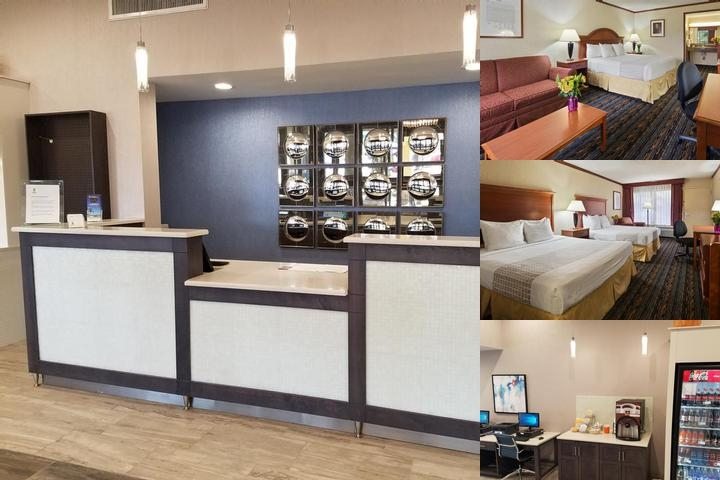 Best Western Fairfax photo collage