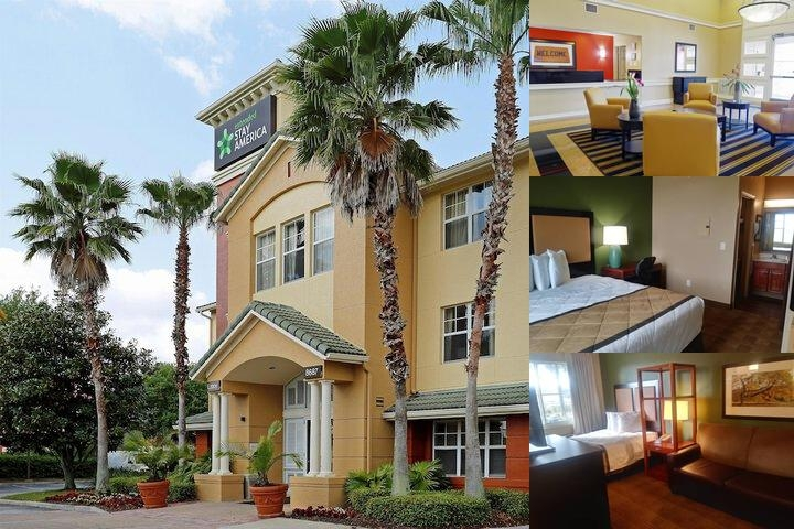 Extended Stay America Orlando Commodity Circle photo collage
