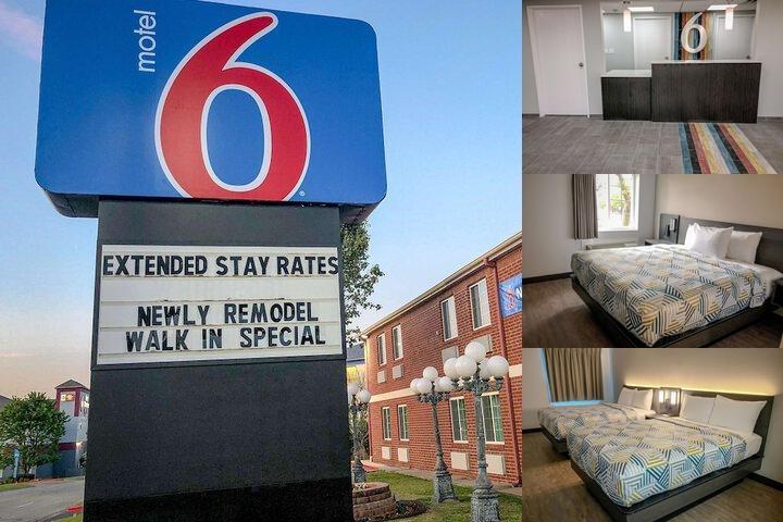 Econo Lodge Inn Suites Tulsa Ok 3217 South 79th East 74145