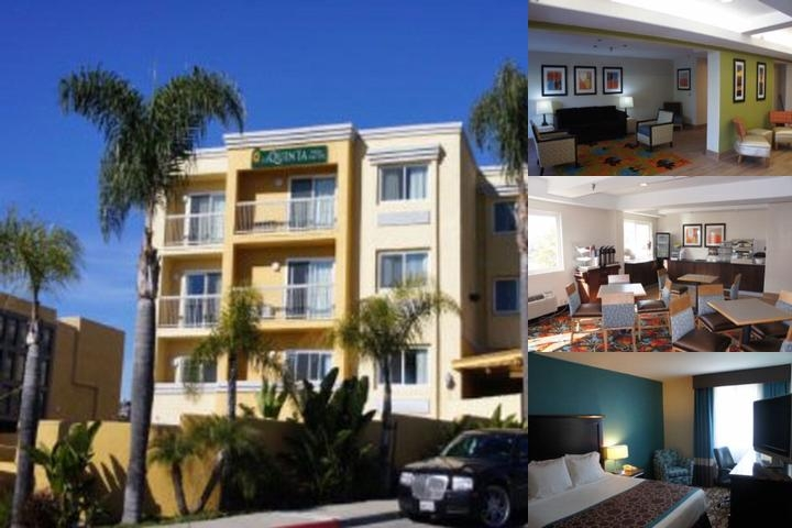 La Quinta Inn & Suites Mission Bay photo collage
