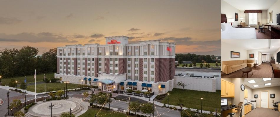 Hilton Garden Inn Toledo Perrysburg Perrysburg Oh 6165 Levis Commons 43551