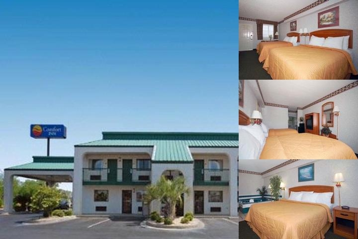 Dublin Comfort Inn photo collage
