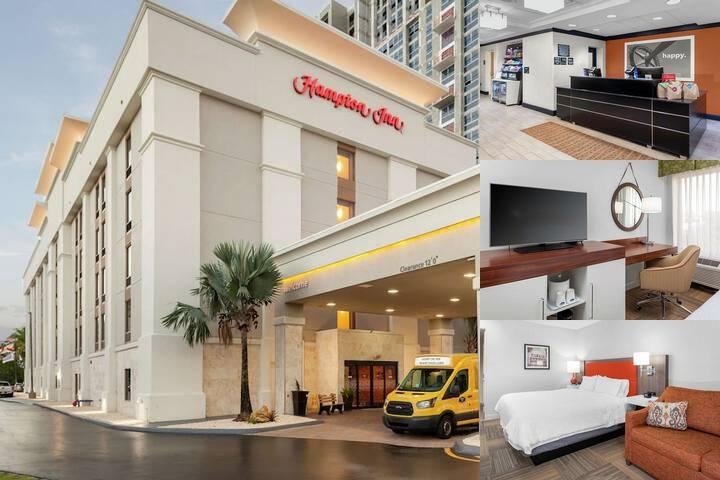 Hampton Inn Dadeland photo collage