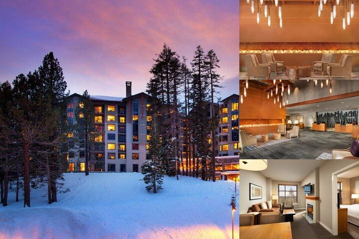 The Westin Monache Resort Mammoth photo collage