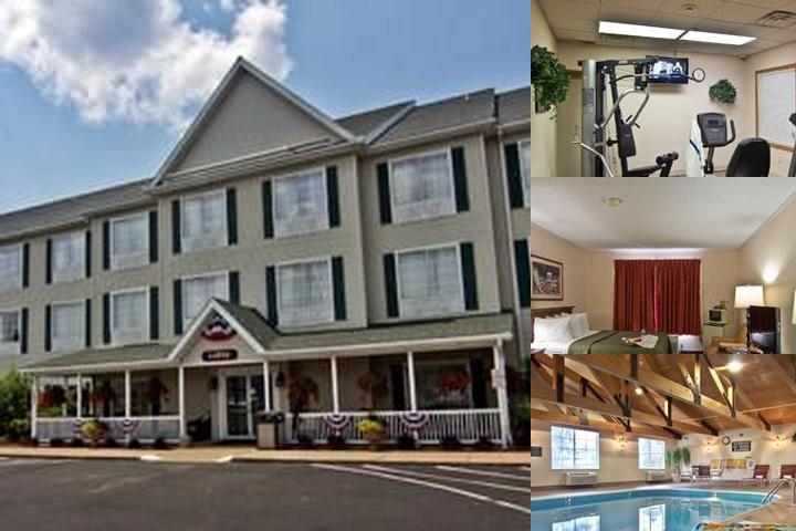 Coshocton Village Inn & Suites photo collage