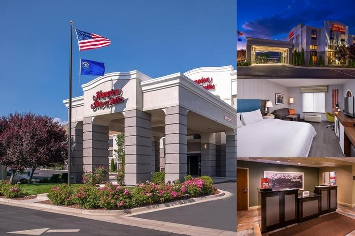Hampton Inn & Suites Carson City photo collage