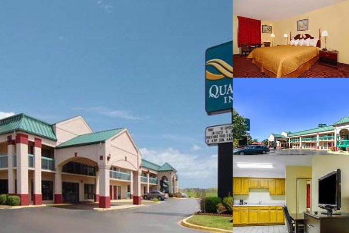 Quality Inn Ft.campbell / Oak Grove Ky photo collage