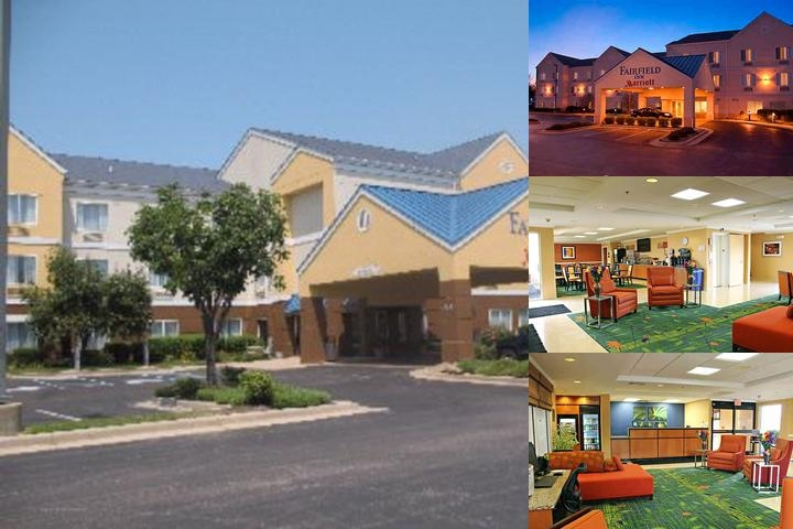 Fairfield Inn by Marriott Princeton photo collage
