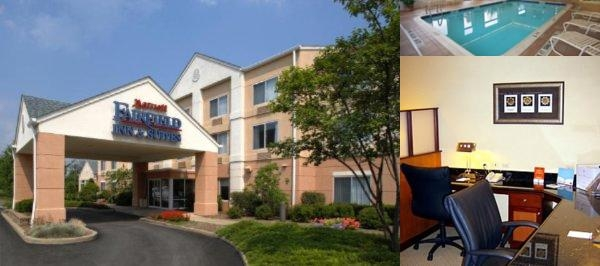 Fairfield Inn & Suites by Marriott Butler photo collage