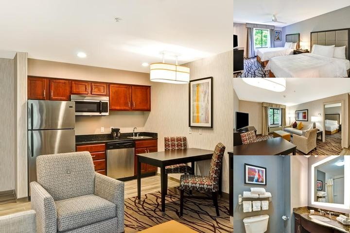 Homewood Suites by Hilton Boston / Cambrdg / Arlin photo collage