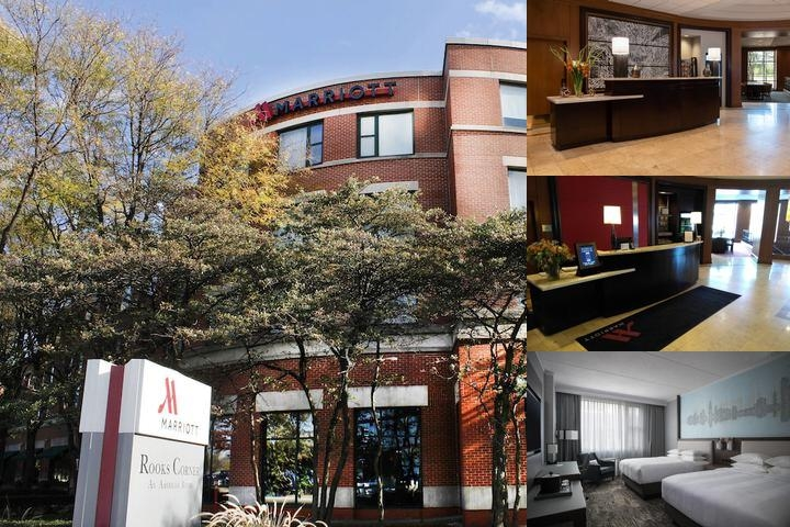 Chicago Marriott at Medical District / Uic photo collage