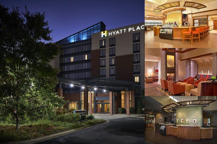 Hyatt Place Richmond Airport photo collage