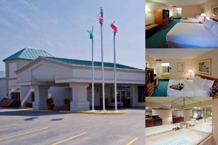 Clarion Inn Mason City photo collage