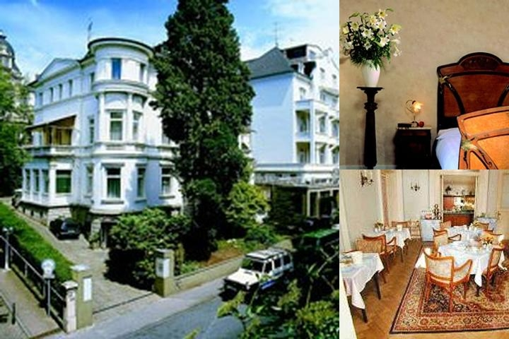City Partner Hotel Fuerstenhof photo collage