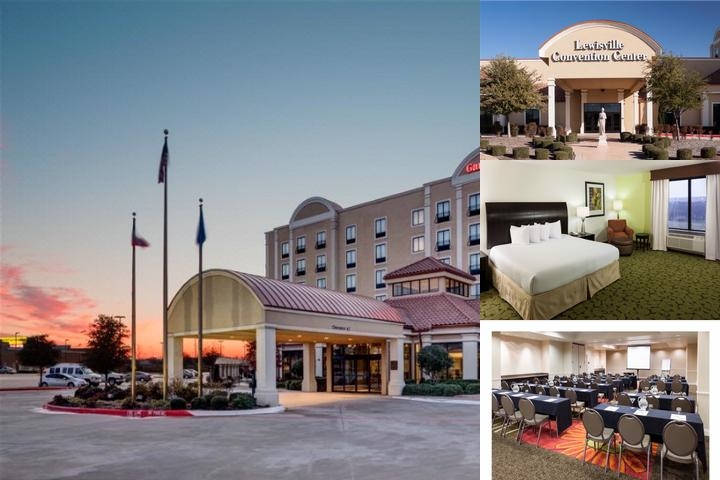 Hilton Garden Inn Dallas Lewisville photo collage